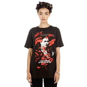 t-shirt hardcore unisexe - Frida Flowers - DISTURBIA, DISTURBIA