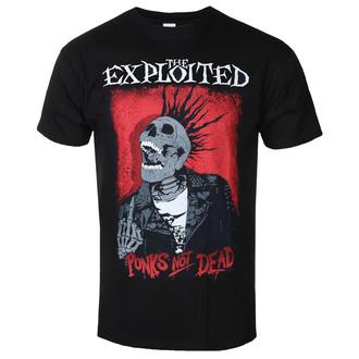 tee-shirt métal pour hommes Exploited - Splatter/Punks Not Dead - RAZAMATAZ, RAZAMATAZ, Exploited
