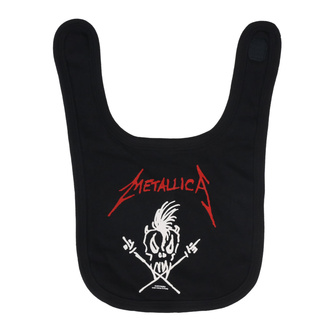 Bavoir Metallica - Scary Guy - Metal-Kids, Metal-Kids, Metallica