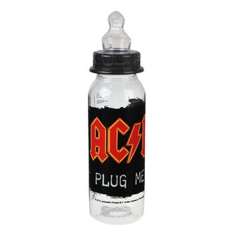 Biberon enfant AC / DC - (Plug me in), Metal-Kids, AC-DC