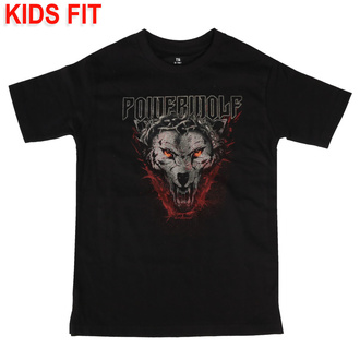tee-shirt métal enfants Powerwolf - (Icon Wolf) - Metal-Kids, Metal-Kids, Powerwolf