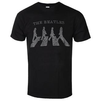 tee-shirt métal pour hommes Beatles - Crossing - ROCK OFF, ROCK OFF, Beatles
