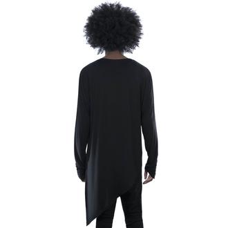 T-shirt hommes avec manches longues KILLSTAR - Azazel Asymétrique, KILLSTAR