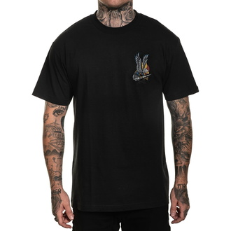 T-shirt pour hommes SULLEN - SCREAMING EAGLE - NOIR, SULLEN