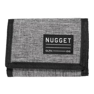Portefeuille NUGGET - EVERLONG - B - 1/26/38 -  Gris chiné Noir, NUGGET