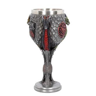 Calice Game of thrones - House Targaryen, NNM, Game of Thrones