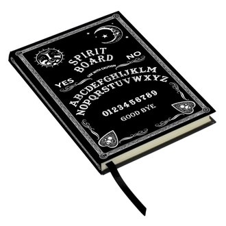Cahier d'écriture en relief Journal Noir et blanc Esprit Planche, NNM