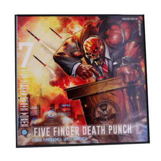 Image Five Finger Death Punch - Justice for None, NNM, Five Finger Death Punch