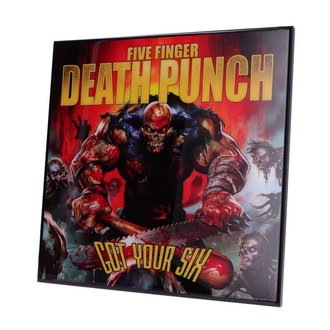 Image Five Finger Death Punch - Got Your Six, NNM, Five Finger Death Punch