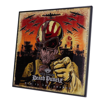 Image Five Finger Death Punch - War is the Answer, NNM, Five Finger Death Punch