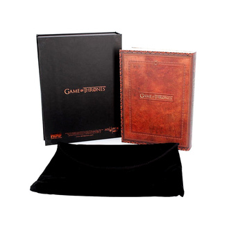 Cahier d'écriture Game of thrones - Fire and Blood, NNM, Game of Thrones