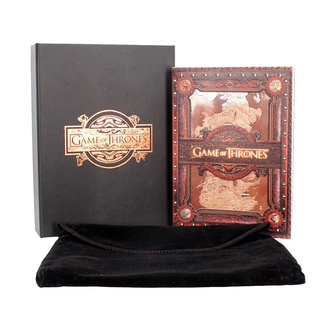 Cahier d'écriture Game of thrones - Seven Kingdoms, NNM, Game of Thrones