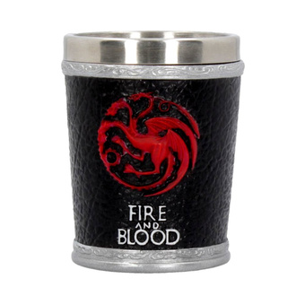 Shot Game of thrones - Fire and Blood, NNM, Game of Thrones