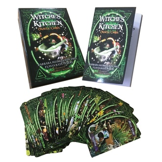 Cartes Witches Kitchen Oracle, NNM