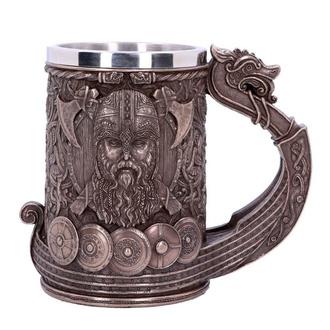 Chope ( tasse ) Bronze Viking Drakkar, NNM
