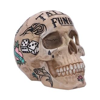 Décoration (tirelire) Tatouage Fonds - Bone, NNM