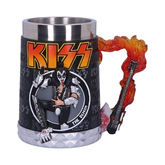 Mug (chope) KISS - Flame Range The Demon, NNM, Kiss