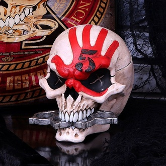 Décoration (boîte) Five Finger Death Punch - Skull, NNM, Five Finger Death Punch