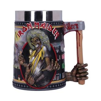 Mug (chope) Iron Maiden - The Killers, NNM, Iron Maiden