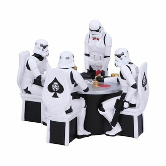 Décoration Stormtrooper Poker Face, NNM