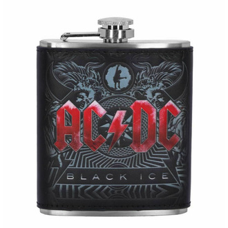 Flasque de poche AC/DC - Black Ice, NNM, AC-DC