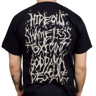 tee-shirt métal pour hommes Cattle Decapitation - Alone At The Landfill - INDIEMERCH, INDIEMERCH, Cattle Decapitation