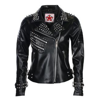 Veste (motard) BLACK PISTOL pour femmes - Rockers Lady - Ciel Noir, BLACK PISTOL