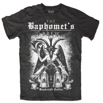 t-shirt pour hommes - Baphomet Brew - BLACK CRAFT, BLACK CRAFT