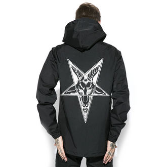 veste printemps / automne - Baphomet - BLACK CRAFT, BLACK CRAFT