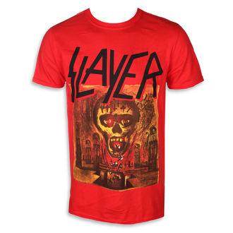 tee-shirt métal Slayer - Seasons In The Abyss - PLASTIC HEAD, PLASTIC HEAD, Slayer