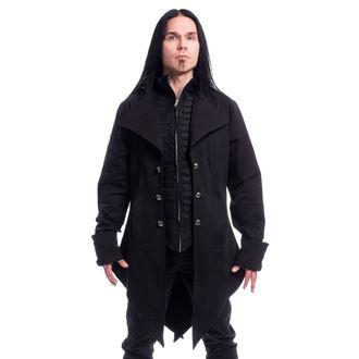Manteau Pour des hommes POIZEN INDUSTRIES - BARNES - NOIR, POIZEN INDUSTRIES
