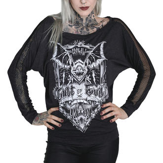 t-shirt hardcore pour femmes - CULT OF EVIL - HYRAW, HYRAW