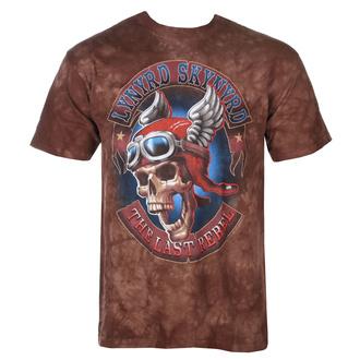 tee-shirt métal pour hommes Lynyrd Skynyrd - SOUTH OF HEAVEN - LIQUID BLUE, LIQUID BLUE, Lynyrd Skynyrd