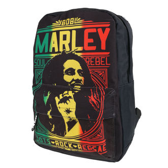 Sac à dos BOB MARLEY - ROOTS ROCK REGGAE - CLASSIQUE, NNM, Bob Marley