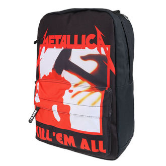 Sac à dos METALLICA - KILL EM ALL - CLASSIQUE, NNM, Metallica