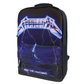 Sac à dos METALLICA - RIDE THE LIGHTNING - CLASSIQUE, NNM, Metallica