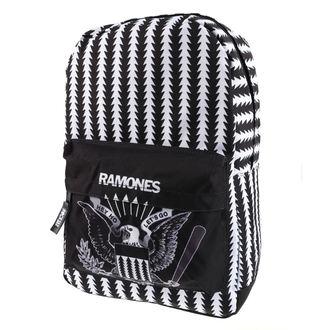 Sac à dos RAMONES - LETS GO CREST - CLASSIQUE, Ramones