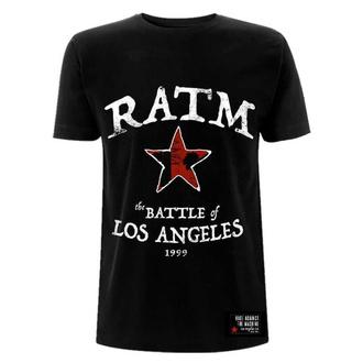 tee-shirt métal pour hommes Rage against the machine - Battle Star - NNM, NNM, Rage against the machine
