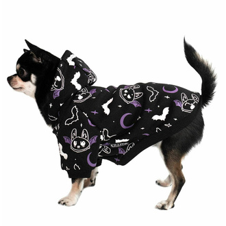 Tenue pour chien (sweat à capuche) KILLSTAR - Batty, KILLSTAR