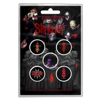 Badges Slipknot - We Are Not Your Kind - RAZAMATAZ, RAZAMATAZ, Slipknot