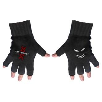 Gants sans doigts  Disturbed - REDDNA, RAZAMATAZ, Disturbed