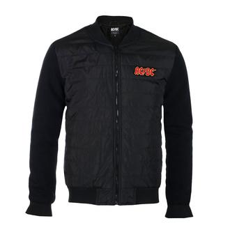 Veste pour hommes AC DC - Logo - ROCK OFF, ROCK OFF, AC-DC
