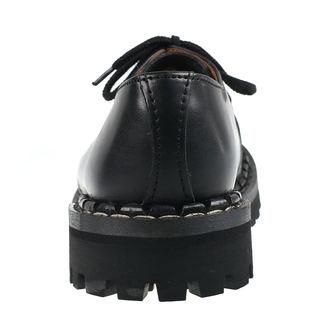 bottes en cuir unisexe - STEADY´S - STE/3_black