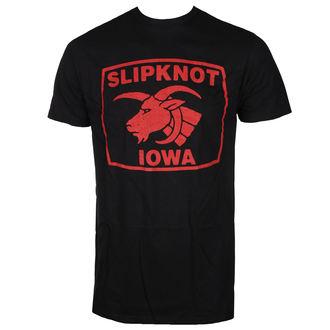 tee-shirt métal pour hommes Slipknot - CREST BLK - BRAVADO, BRAVADO, Slipknot