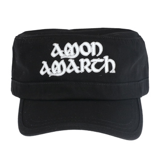 Casquette AMON AMARTH - LOGO - PLASTIC HEAD, PLASTIC HEAD, Amon Amarth