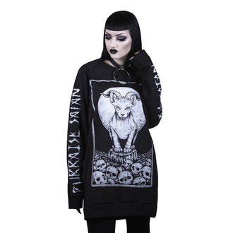 sweat-shirt sans capuche unisexe - Hell Cat - BELIAL