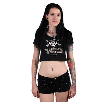 t-shirt pour femmes - Irrensposible hate - BELIAL, BELIAL