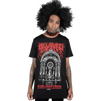 T-shirt unisexe KILLSTAR - Beloved- Noir, KILLSTAR