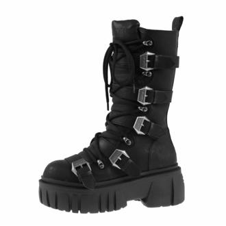 Chaussures KILLSTAR - Belzebub - Noir, KILLSTAR