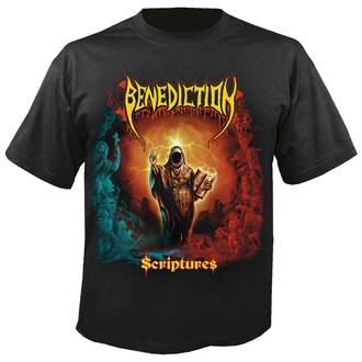 T-shirt BENEDICTION pour hommes - Scriptures - NUCLEAR BLAST, NUCLEAR BLAST, Benediction